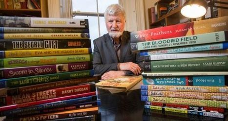 Michael O'Brien: the reluctant publisher who 'doesn't tell lies' | The Irish Literary Times | Scoop.it
