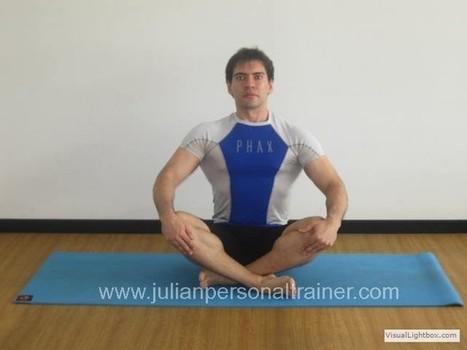34 Ejercicios Pilates Suelo Mat | deportes | Scoop.it
