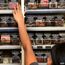 Australia: así son las nuevas cajetillas de cigarrillos sin colores ni marcas | Bioquimica | Scoop.it