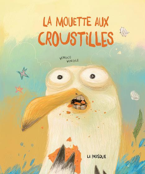 La mouette aux croustilles : une histoire de malbouffe | Bibliothèque et Techno | Scoop.it