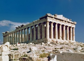 Beauty is truth, truth beauty - Cherwell Online | Ancient Greek Architecture | Scoop.it