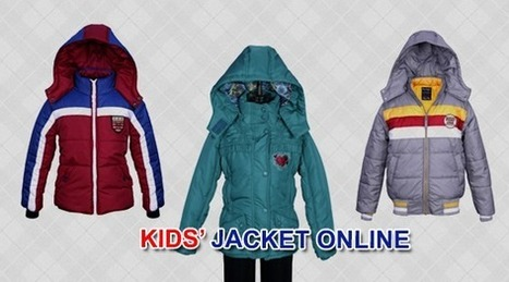 Get the kids secured this winter | Jackets | winter clothes | Scoop.it