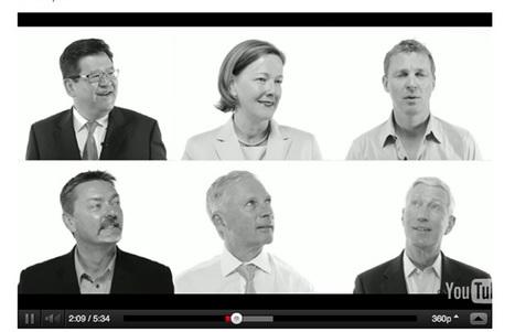 New interactive video tracks leadership candidates - Edmonton Journal | classroom design | Scoop.it