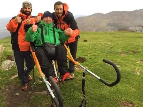 Turismo accesible, una realidad | AZERI natura guztiontzat | LA JOËLETTE EN ESPAÑA - Revista de prensa | Scoop.it