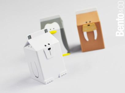 product design: fridgeezoo, dal giappone nel vostro frigorifero - Wait! | E-learning arts | Scoop.it