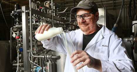 Scientists have found a chemical-free way to extend milk's life for up to 3 Weeks   Technology in Business Today   Scoop.it
