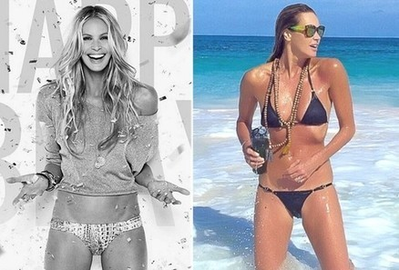 Elle Macpherson's sexy body tips at 51: Low carb alkaline diet and yoga workouts | The Basic Life | Scoop.it
