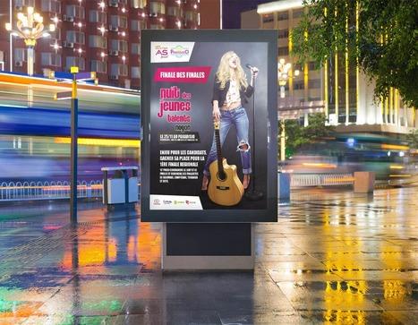 Création d'une affiche pour la Nuit des Jeunes Talents 2016 à Noyon - Agence web Oise, création et refonte de site Internet, référencement | Agence web AntheDesign | Scoop.it