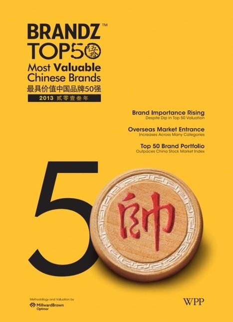 China Top 50 Brands - CMEX | Public Relations & Social Media Insight | Scoop.it