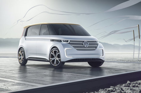 Volkswagen v Paríži predstaví elektromobil s dojazdom 600 kilometrov | Doprava a technológie | Scoop.it
