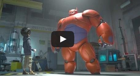 Big Hero 6: le premier bébé de Disney et Marvel | Animation 2D et 3D | Scoop.it