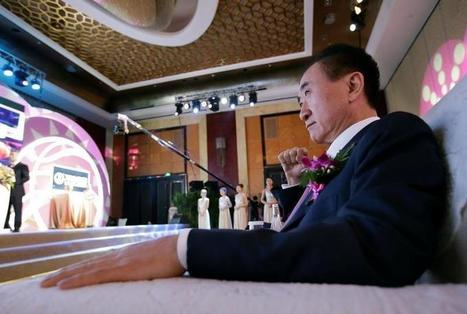 China gets its richest man to back 'best football competition in Asia' | Investment Research from Behind the Balance Sheet | Scoop.it