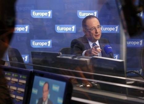 Audience, publicité, reprises: la radio filmée devient incontournable - LExpress.fr | La communication d'une radio | Scoop.it