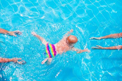 Les bébés nageurs, un moment de bonheur partagé | Santé de l'enfant et du nourrisson | Scoop.it