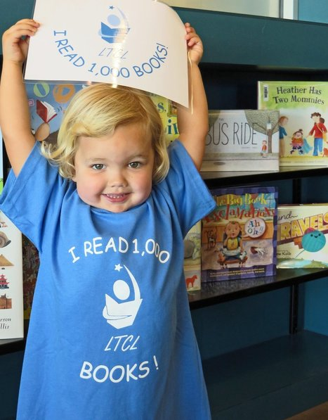 Library launches 1,000 Books Before Kindergarten | SocialLibrary | Scoop.it