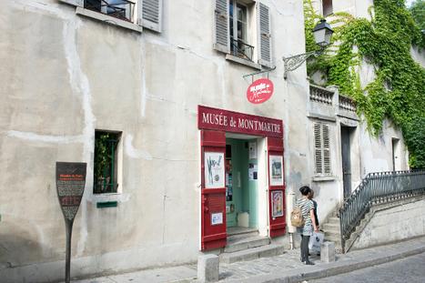 Le Musée de Montmartre fait peau neuve - Paris.fr   Urban Life   Scoop.it