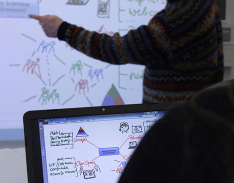 "Open@LLZ #3: ""Designing Innovative Technology – Supported Spaces to Support Collaborative Learning"" | Zentrum für multimediales Lehren und Lernen (LLZ) | Scoop.it"