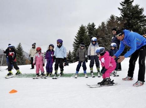 Stations de ski des Pyrénées : la neige joue en vain les prolongations | Les Pyrénées | Scoop.it
