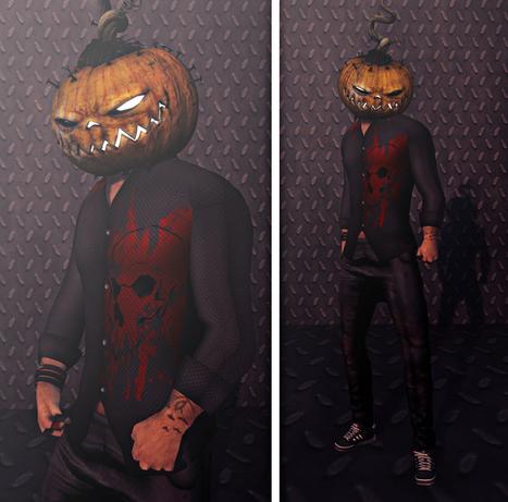 #50 - Halloween begins! | Second Life Male Freebies | Scoop.it