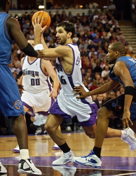 Qué fue de… Peja Stojakovic: el mejor triplista europeo de la NBA - 20minutos.es (blog) | NBA News | Scoop.it