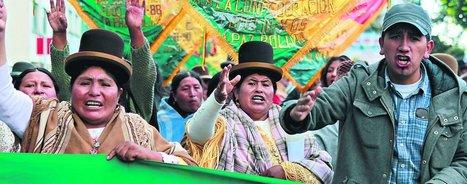 Evo Morales sollicite le peuple bolivien pour un éventuel quatrième mandat | Chroniques boliviennes | Scoop.it