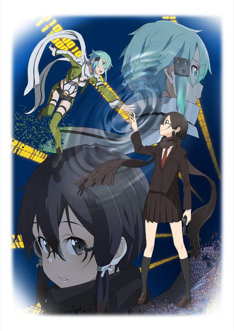 Sword Art Online II: data di debutto e nuova immagine - MangaForever.net | STEFANO DONNO GLOBAL NEWS 2 | Scoop.it