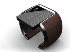 Samsung to release smart watch | Creation News | Scoop.it