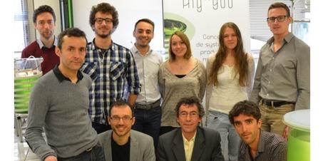 Alg&You démocratise la culture de la spiruline à la maison | Finance et économie solidaire | Scoop.it