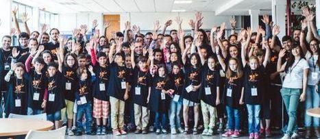 Los niños se preparan para ser superprogramadores   innovation&startups   Scoop.it