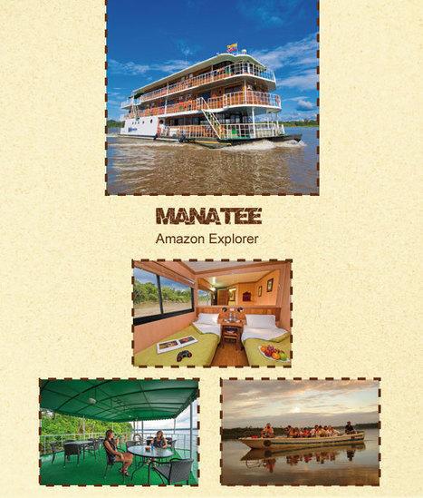 Manatee Amazon Ecuador   Amazon Ecuador   Ecuador Jungle   Travel Exotics of the world   Scoop.it