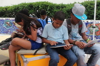 Books, iPads and Chess Arrive in Bronx Park for Summer - Morris Heights ... - DNAinfo | Leadership for Mobile Learning | Scoop.it