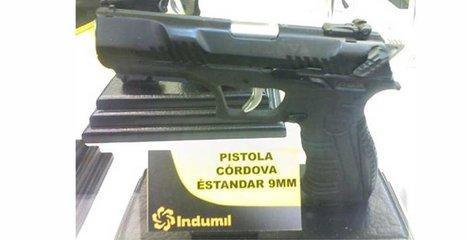 Estas son las pistolas 9mm más famosas del mundo   El Heraldo   Pistolas 9 mm   Scoop.it