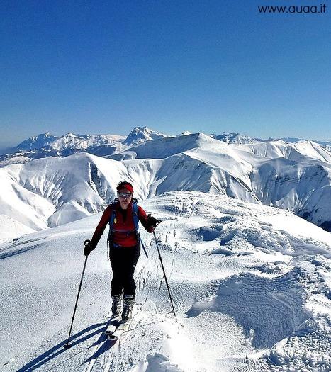 Escursioni nelle Marche: La Traversata del Castellano, Monti della Laga | Le Marche un'altra Italia | Scoop.it