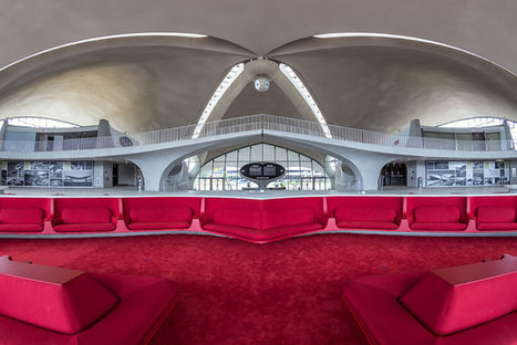 Explore the TWA Terminal, a Pristine Time Capsule From 1962 | Vintage and Retro Style | Scoop.it