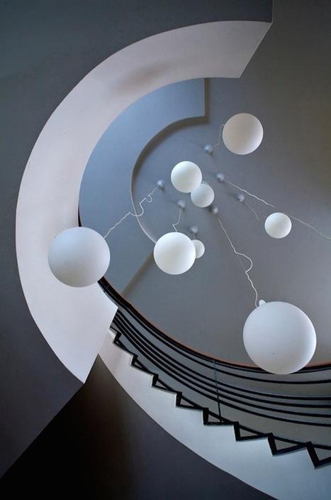 Graphic Staircases Photography | Innovation dans l'Immobilier, le BTP, la Ville, le Cadre de vie, l'Environnement... | Scoop.it