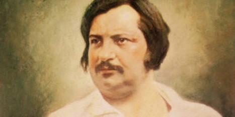 Balzac, amoureux de Paris et des femmes   CDI Lecture   Scoop.it