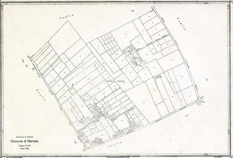 Catasti e cartografia storica - Archivio di Stato di Trapani | Généal'italie | Scoop.it