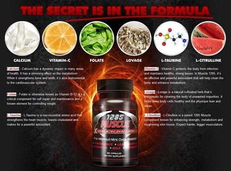1285 Muscle Warning - Don't Buy Before You Read This!!! | yori symond | Scoop.it