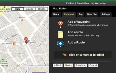 wayfaring – Crea, personaliza y divulga tus propios mapas | EDUDIARI 2.0 DE jluisbloc | Scoop.it
