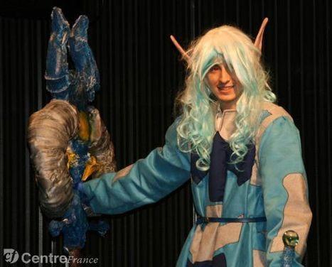 Concours de cosplay à la médiathèque : bienvenue dans un monde ... - La République du Centre | Choose the Cosplay | Scoop.it