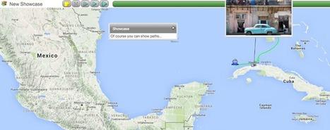 Crea mapas animados y dale vida a tus rutas, recorridos y presentaciones con Animaps | Docentes | Scoop.it