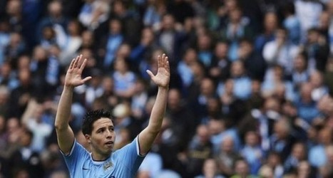 Football : Manchester City champion dAngleterre - Europe Presse | France | Scoop.it