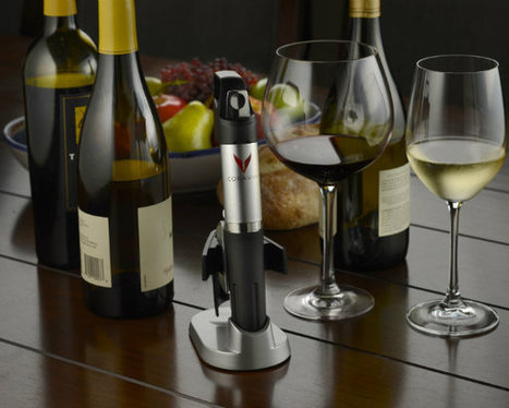 Pour a Glass of Wine Without Ever Opening a Bottle - The Daily Meal | WINE and Technology | Scoop.it