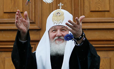 Feminism could destroy Russia, Russian Orthodox patriarch claims | Louveneuve's eclectic bazaar | Scoop.it