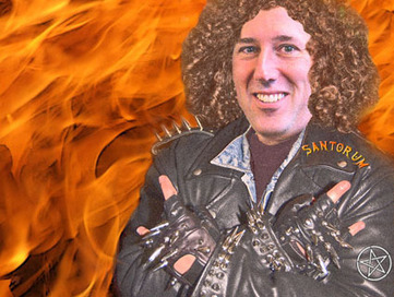 Rick Santorum or Satanic Heavy Metal: The Quiz | Modern Atheism | Scoop.it