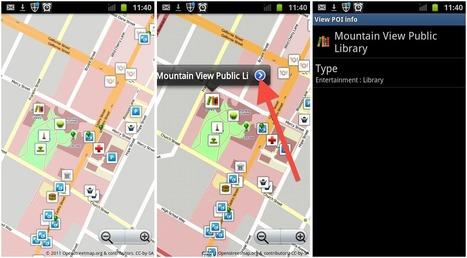 Découvrir la cartographie collaborative | Carte interactive | Scoop.it