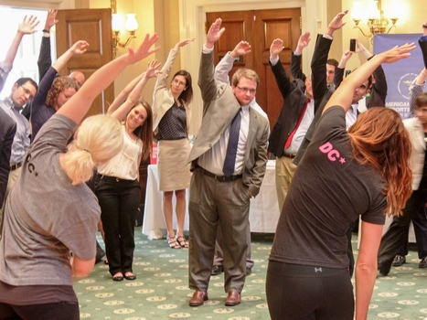 Active lifestyle promoted on Capitol Hill | SHFWire | Education, Health, Fitness | Scoop.it