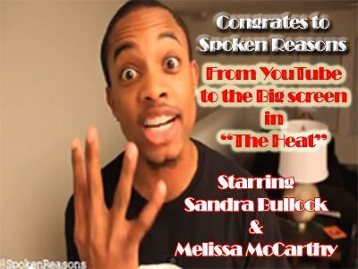 From YouTube to the Big Screen Congrats to @SpokenReasons #GetAtMe   Movie opens this weekend... | GetAtMe | Scoop.it