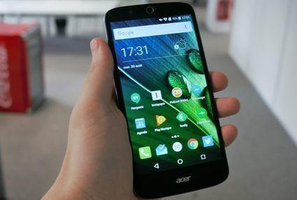 Acer Liquid Zest Plus : faut-il craquer pour ce smartphone hyper endurant ? | Freewares | Scoop.it