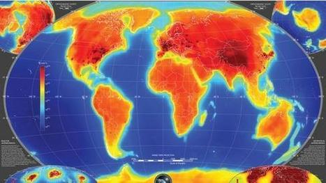 Map Reveals Ghostly Antineutrinos Lurking Within Earth   Geology   Scoop.it